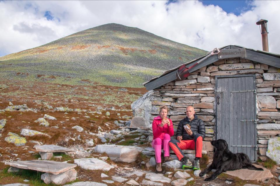 Workation in de Bergen - Jeroen Jonk en Sandra Lensink