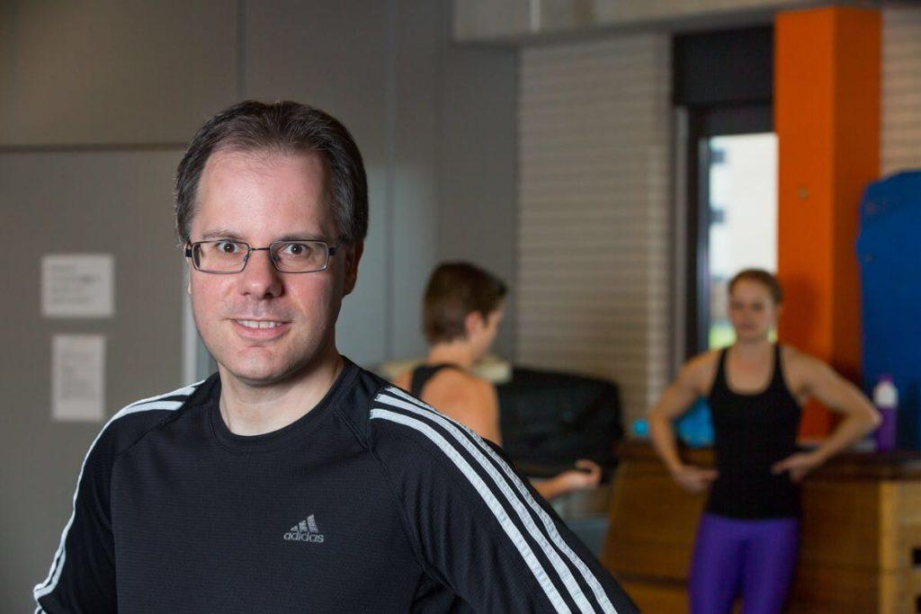 Erwin Mortier - Docent en Trainer Sport en Atletiek