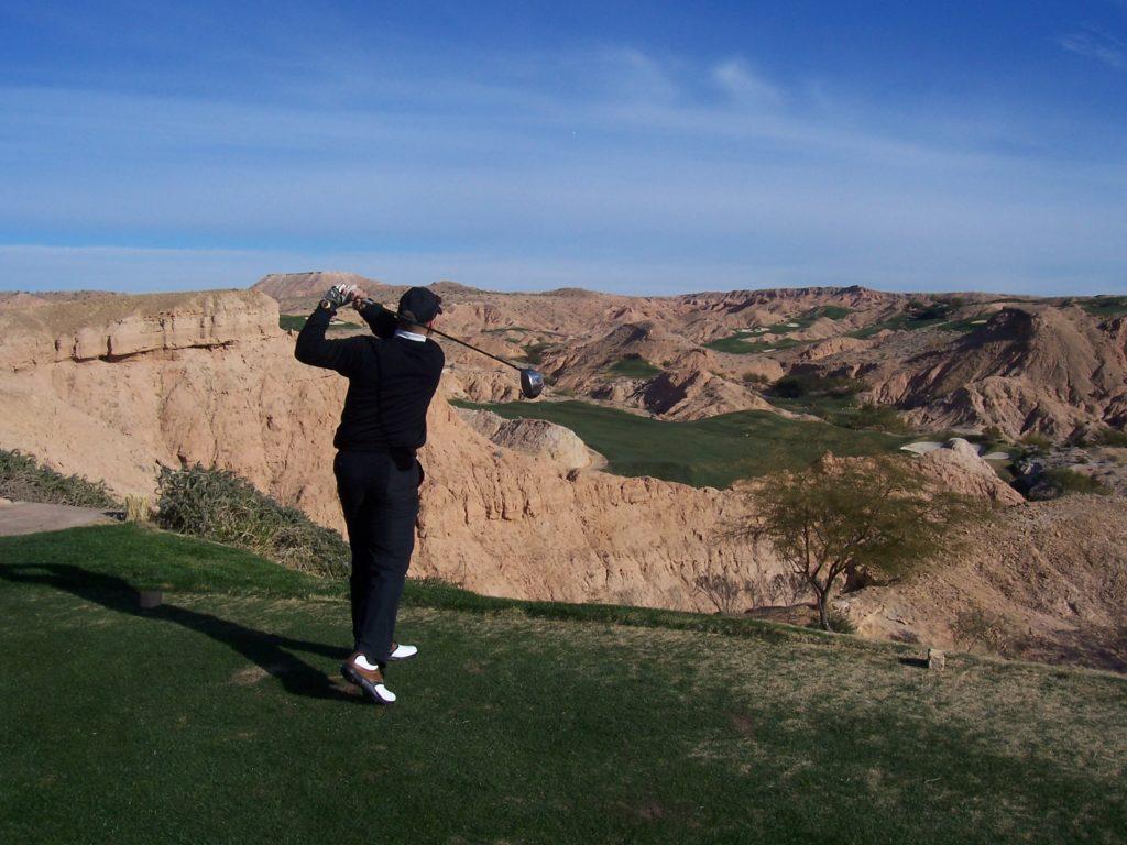 Hans Smits en Golf